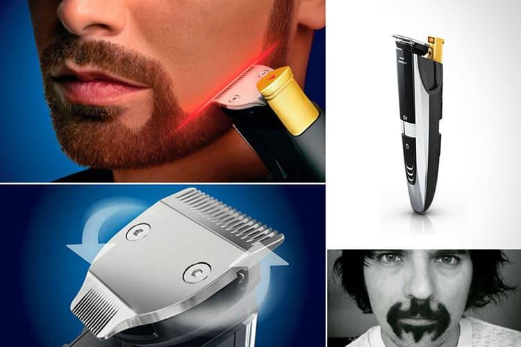 Бородка будет смотреться эффектно, если пользователь-стилист высокого уровня, умеющий правильно определить форму по чертам лица
