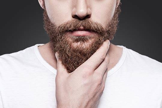 Этапы роста бороды по дням