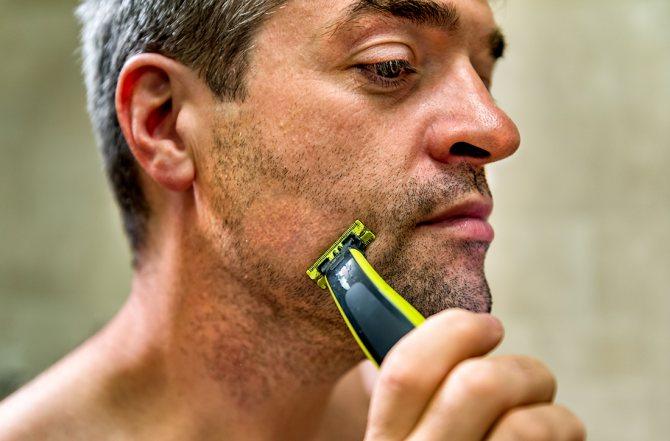 Этиология сыпи после бритья связана с разными факторами