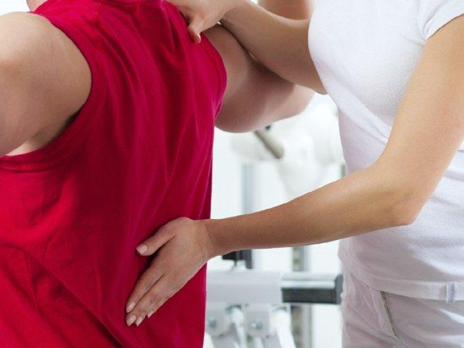 Физиотерапия проводится только под контролем врача.