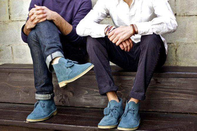 Фото 3 - как отличить мужские джинсы от женских