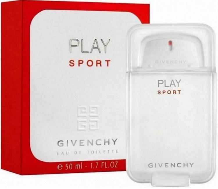 Givenchy Play Sport фото
