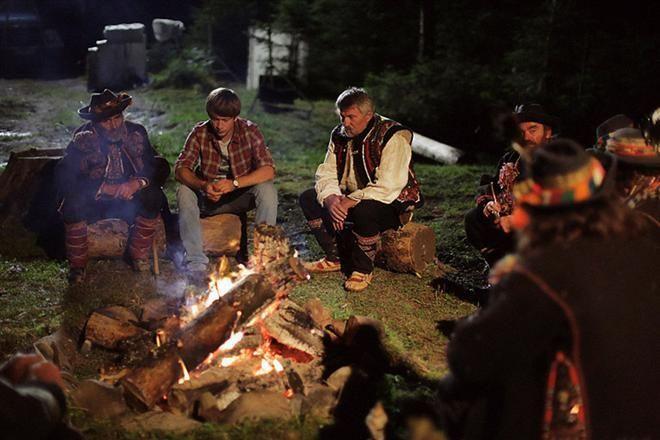 Гуцульские маги живут где-то в Карпатах и по сей день (Видео)