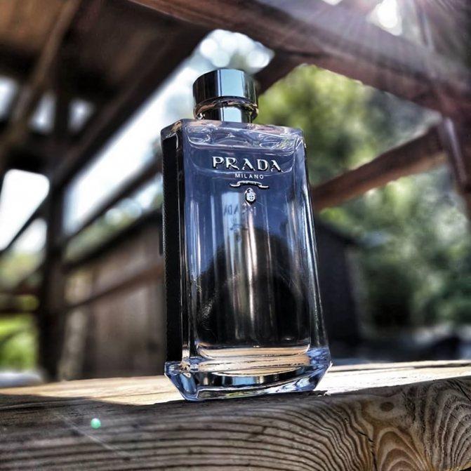 хорошие духи для мужчин Prada l'Homme