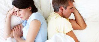 Импотенция в 40 лет: причины, признаки и лечение