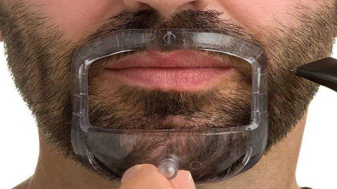 испанская бородка