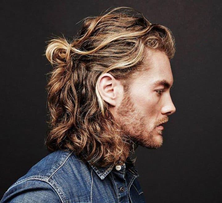 Как отрастить длинные волосы мужчине: быстро и правильно