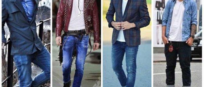 Как правильно выбрать размер джинсов для мужчины