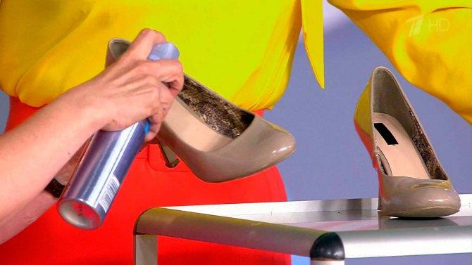 Как растянуть обувь в домашних условиях — быстро растянуть тесную и узкую кожаную обувь