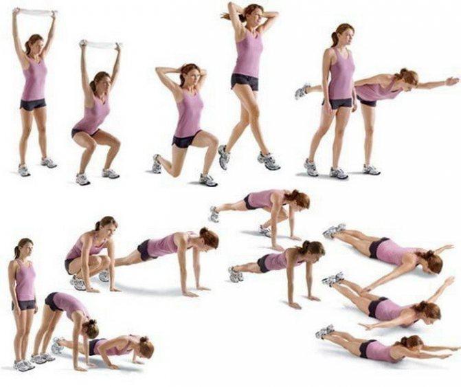 Как составить идеальный комплекс упражнений для зарядки
