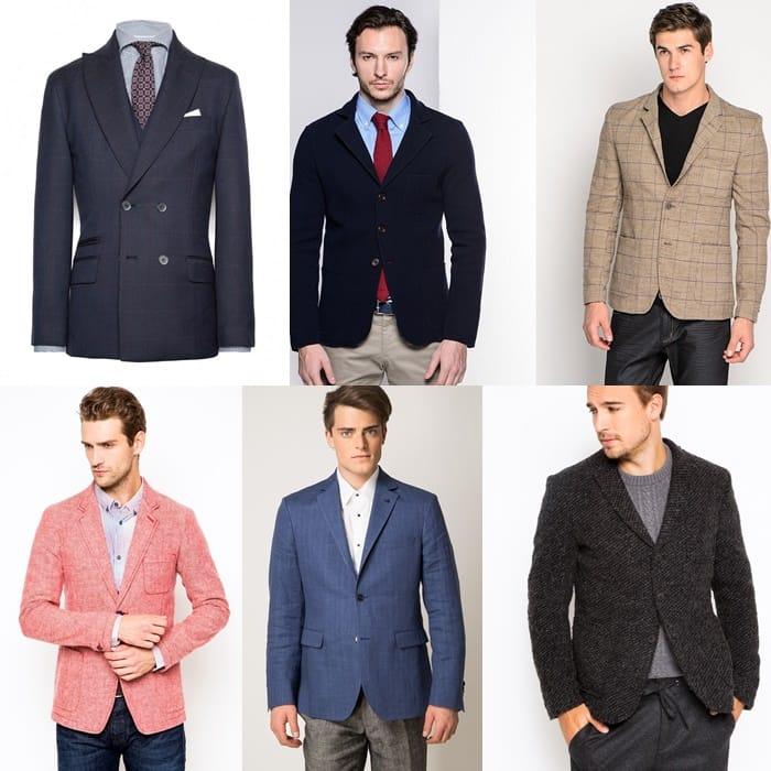 Как выбрать мужской пиджак