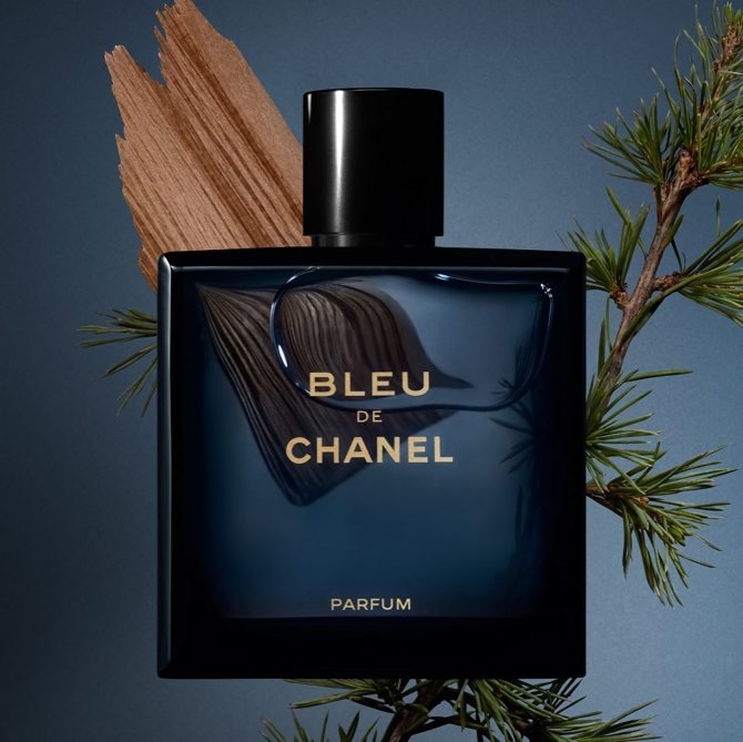 лучшие мужские духи Chanel Bleu De Chanel