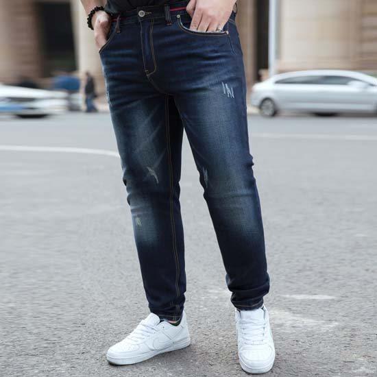 модные джинсы 2020 для полных мужчин фото