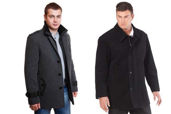 модные пальто 2020 для полных мужчин фото