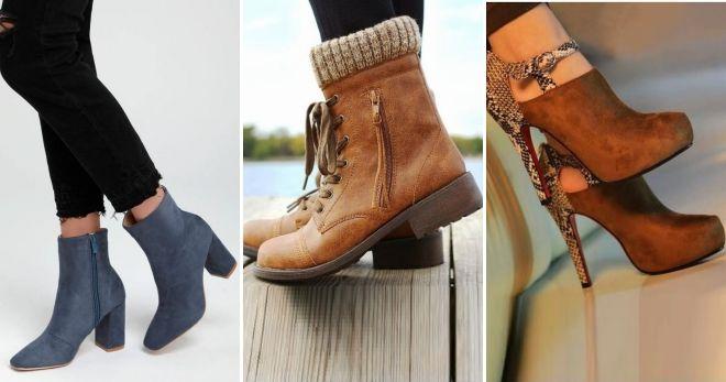 Модные тенденции обуви осень-зима 2019-2020 идеи
