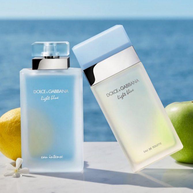 модный весенний парфюм для мужчин Dolce