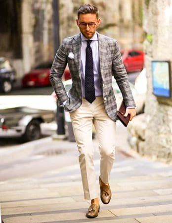 мужские брюки стильный модный мужчина образ стиль лук имидж мужская одежда фото
