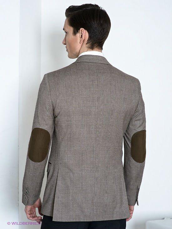 Мужской пиджак для худощавого мужчины