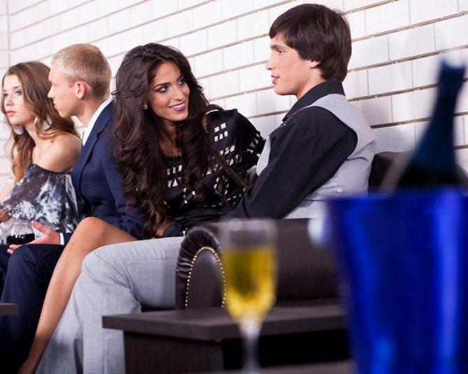 Несколько советов от Игоря Лапина о том, как спросить у девушки имя