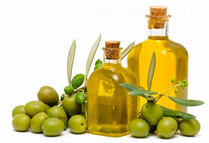 Оливковое масло для роста бороды