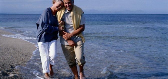 Отношения между мужчиной и женщиной после 50: психология