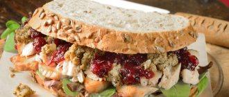 Перекусите этим бутербродом на работе, и голод заявит о себе еще не скоро