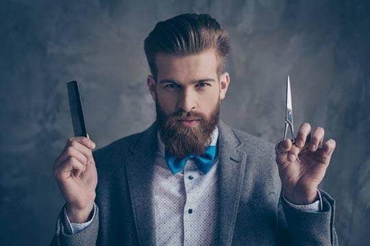 Подбираем форму для бороды