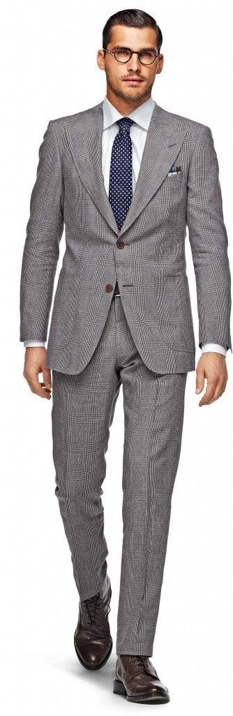 Правильная длина мужского пиджака