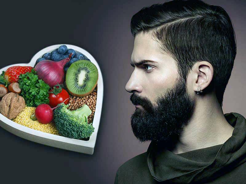 Природные источники витаминов для бороды