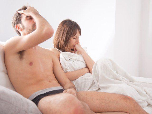 Продолжительность секса