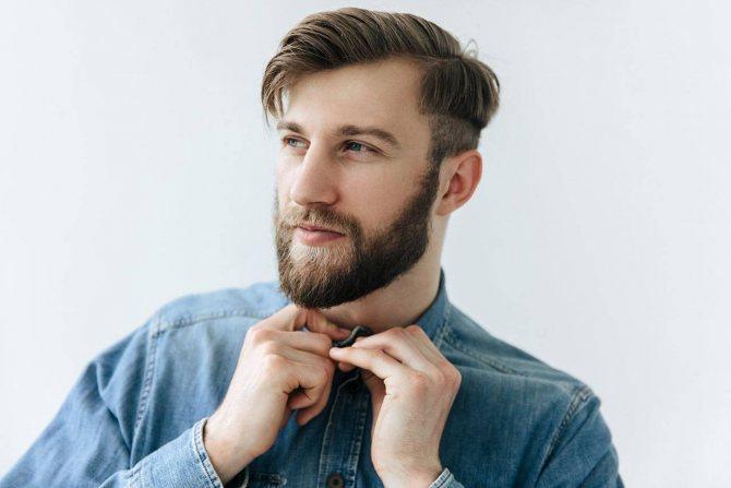расчешите бороду