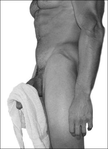 Разогрев полового члена перед тренировкой