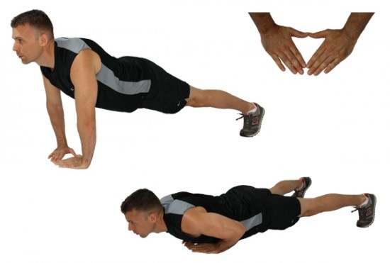 Самые эффективные упражнения для накачки грудных мышц у мужчин