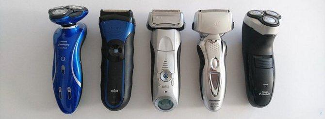 Система бритья