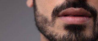 Сколько по времени растет борода у мужчин