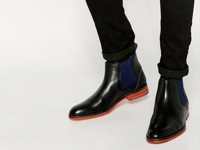 Современные модели мужской обуви в сезоне Осень-Зима 2018-2019