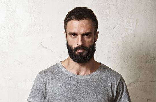 Стадии роста бороды по месяцам