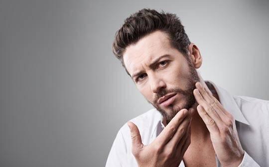 Стрижка и борода