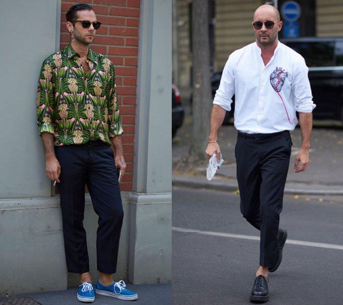 Уличная мода 2018 весна-лето