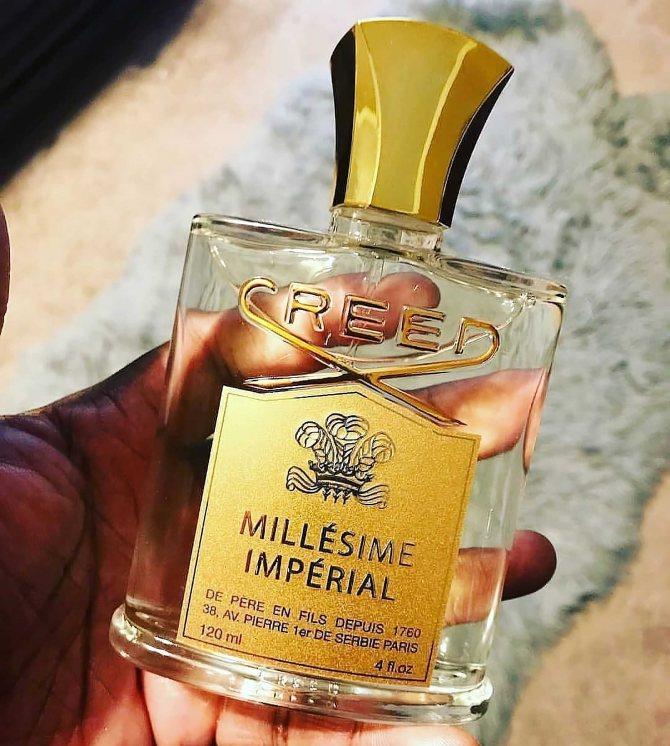 уникальный парфюм с тропическим ароматом Creed Millesime Imperial