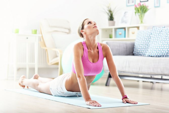 Утренняя зарядка — основа здорового образа жизни