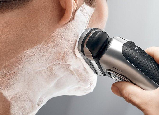 Вид бритья