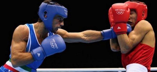 Все удары в боксе - Прямой удар в боксе - Сильный удар в боксе
