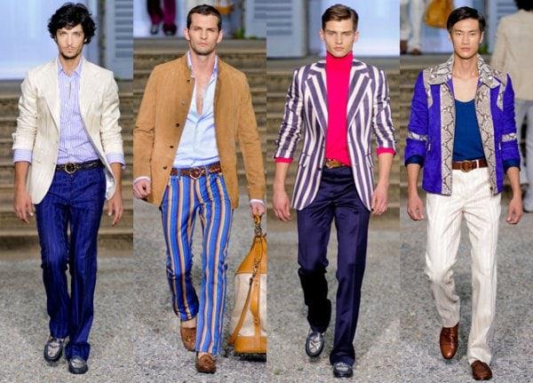 Яркие мужские пиджаки для сильных мужчин