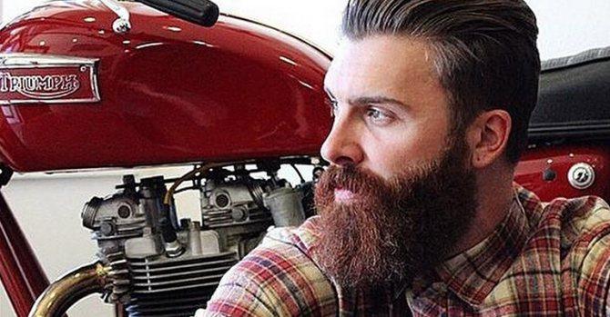 Зачем мужчине борода: польза и сила