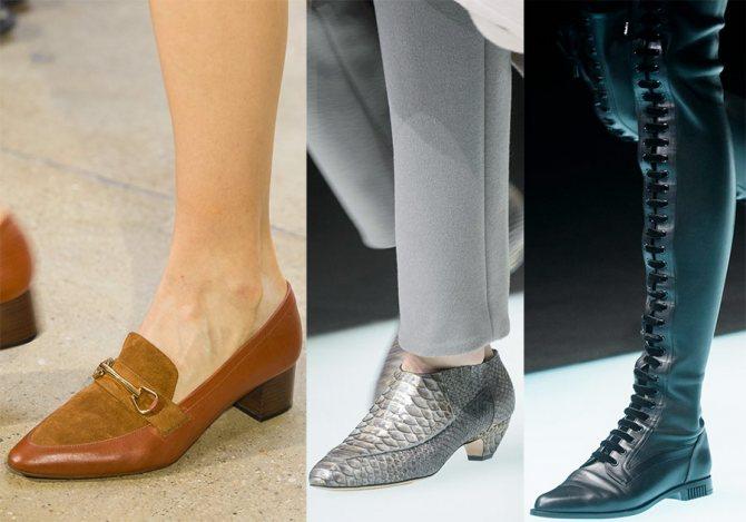 Женская обувь 2018-2019 – все модные тенденции сезона